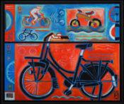 "Dutch Bikes 2 - 22"" x 26"""