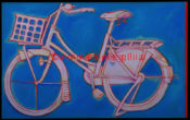 "GhostBike1 - 10"" x 48"" SOLD"