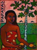 Papayas - SOLD