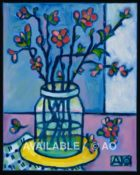 """First Quince #1 - 8"""" x 10"""""""