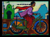 "s for Girls (Bihar) - 30"" x 22""-SOLD"