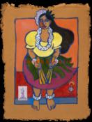 Keahou Hula Fest 1 - SOLD