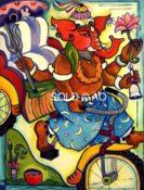 Ganeesh Rickshaw #3